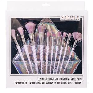 Brand new brush set